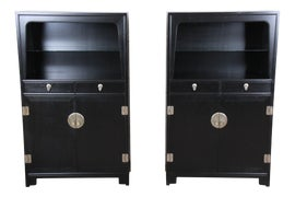 Image of Chinoiserie Wall Cabinets