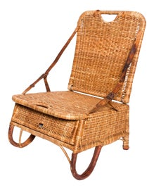 Image of Wicker Accent Chairs