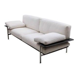 B&B Italia Diesis Three-Seat Sofa Designed by Citterio & Nava, 1979