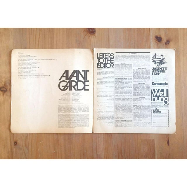 Avant Garde Magazine #10 Cover by Heliotrope 1970 - Image 6 of 8