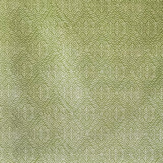 Virginia Kraft Kira Fabric, Sample in Leaf For Sale