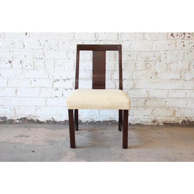 Edward Wormley for Dunbar Mid-Century Modern Dining Chairs, Set of 16 For Sale - Image 10 of 13