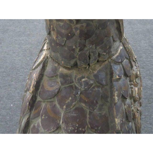 Asian Antique Mythological Bird For Sale - Image 4 of 7