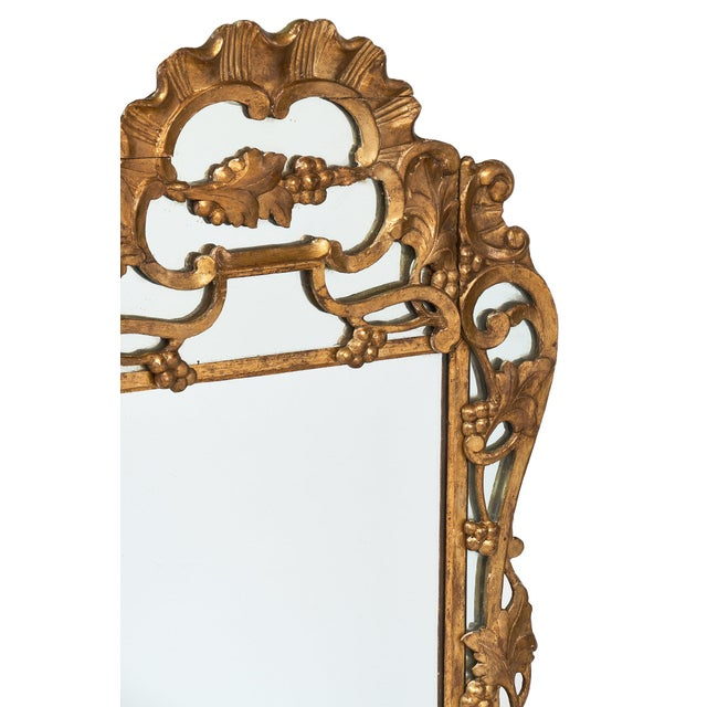 "French Antique Louis XIV Style ""Pareclose"" Mirror For Sale In Austin - Image 6 of 11"