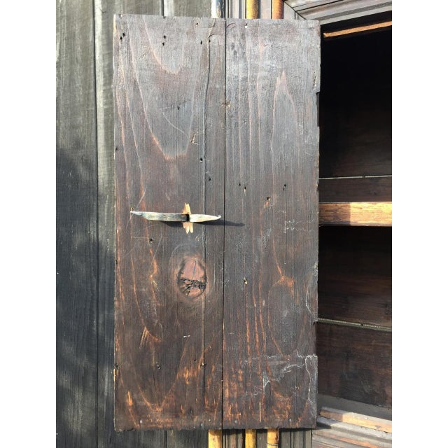 Antique Punjab Dowry Cupboard-Cabinet - Image 9 of 11