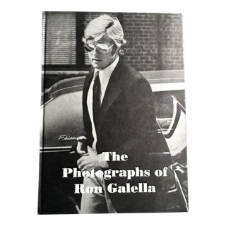 The Photographs Of Ron Galella 1965-1989, Forward by Diane Keaton For Sale