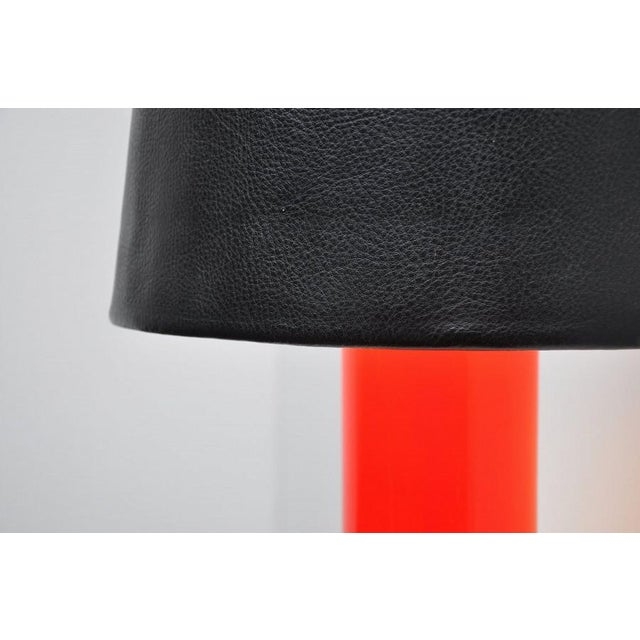 Uno Osten Kristiansson Luxus table lamp Sweden 1960 - Image 2 of 5