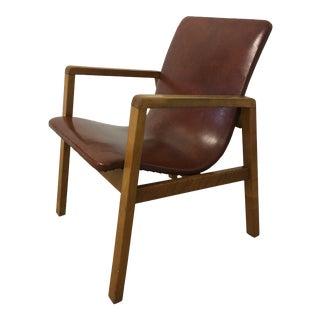 1930s Alvar Aalto for Artek Armchair Model 403 Hallway Chair For Sale
