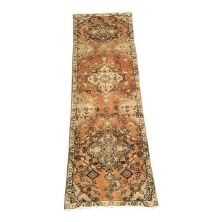 1930s Antique Persian Karajeh Runner - 2′6″ × 7′10″ For Sale