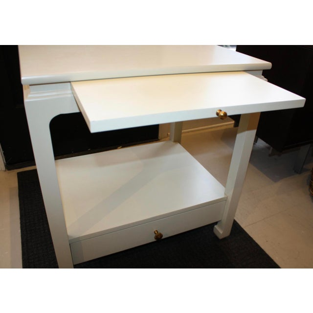 Alexa Hampton Sara Side Table For Sale In Tampa - Image 6 of 10