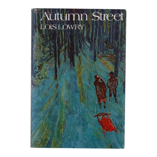 """1980 """"Autumn Street"""" Collectible Book For Sale"""