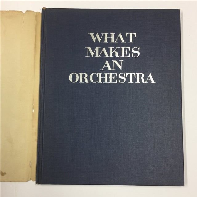 Contemporary What Makes an Orchestra 1951 Jan Balet For Sale - Image 3 of 10