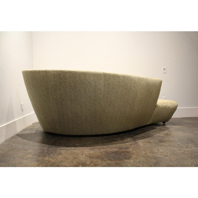 Large Sculptural Bilbao Sofa by Vladimir Kagan For Sale - Image 10 of 12