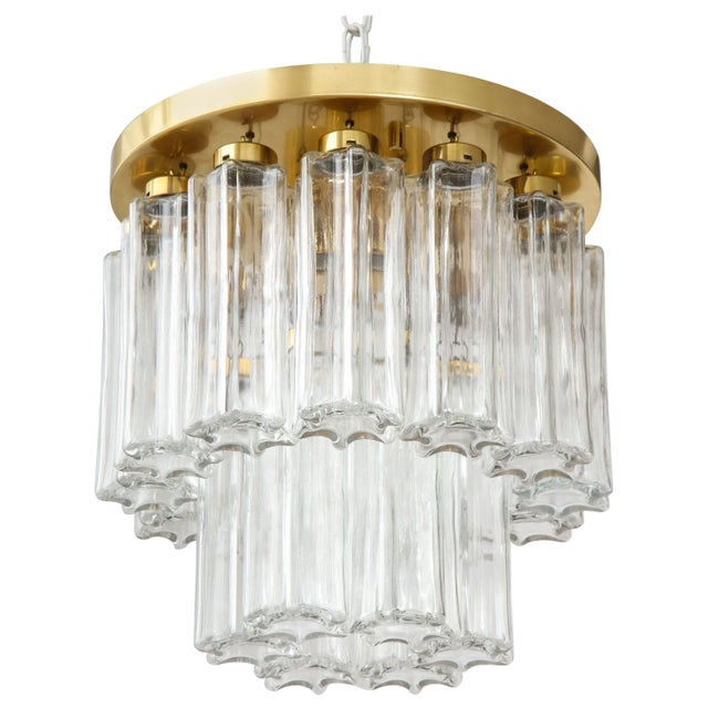 1960s Doria Brass Flush Mount For Sale - Image 9 of 9