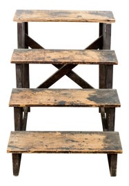 Image of Rustic Ladders and Stairs