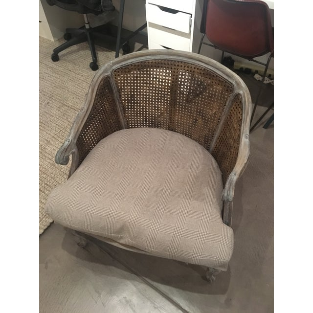 Vintage Lounge Chair - Image 2 of 5
