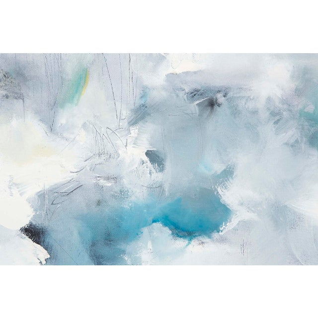"""Nicholas Kriefall Nicholas Kriefall, """"Scattered Floes"""" For Sale - Image 4 of 5"""