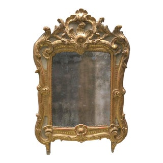 18th Century, Louis XV Mirror