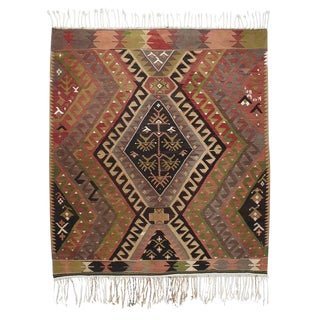 Small Chal Kilim For Sale