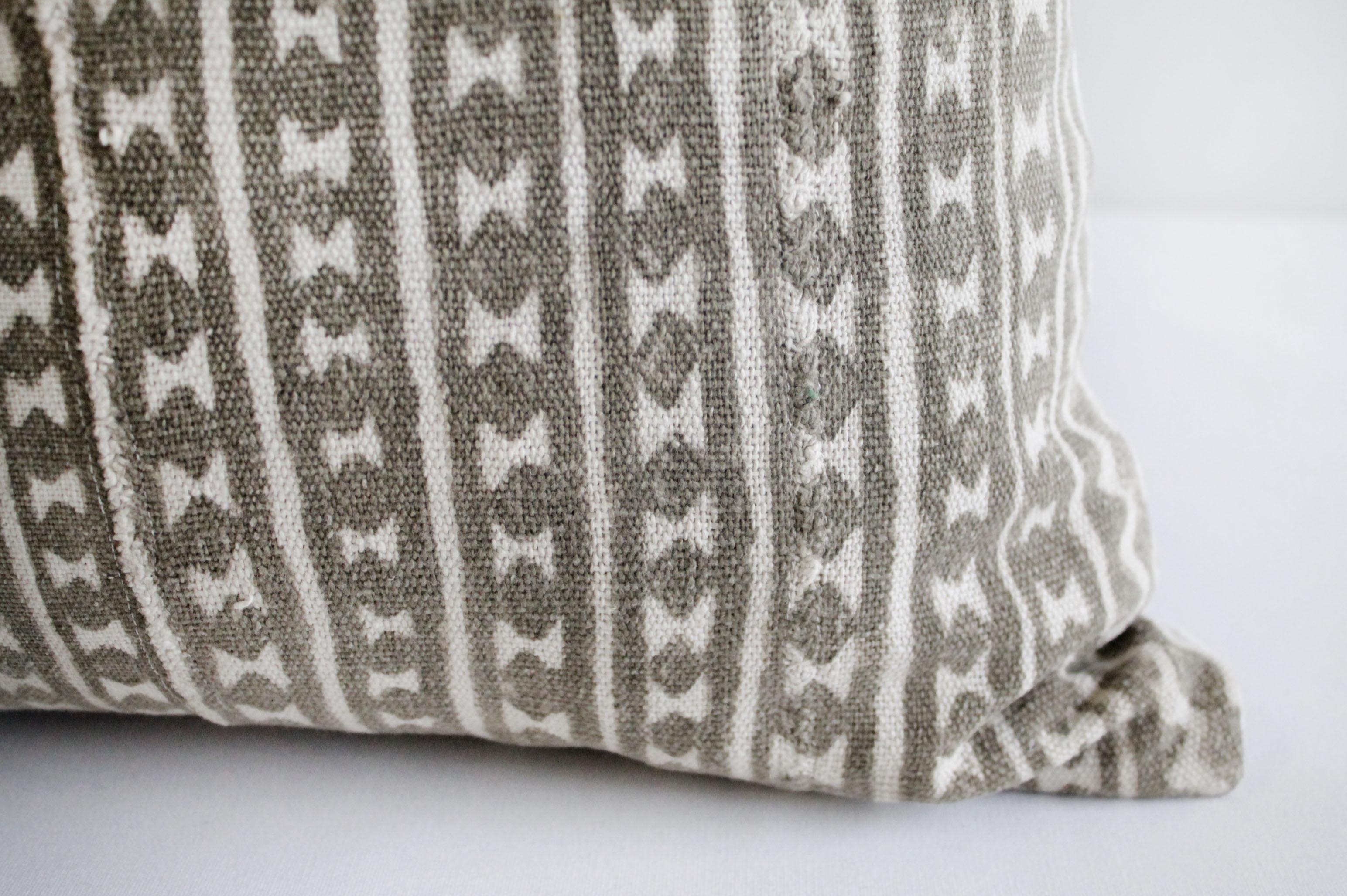 Vintage Mali mud cloth