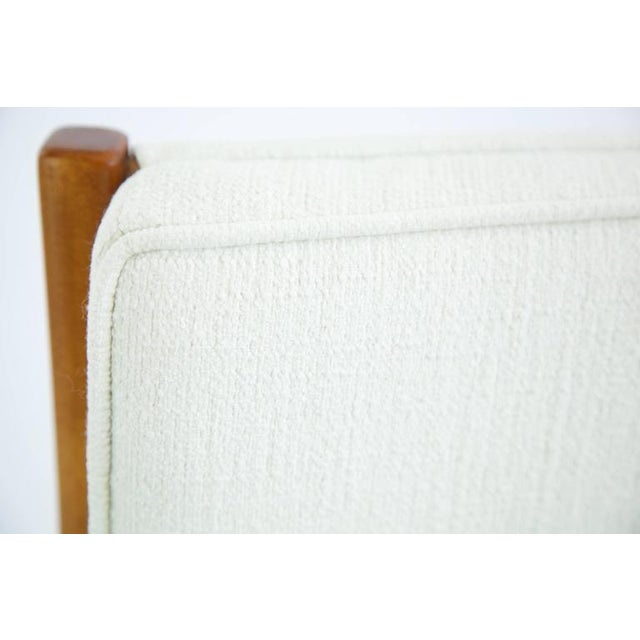 Risom Armless Lounge Chair For Sale - Image 9 of 10