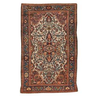 Antique Persian Hamadan Rug For Sale
