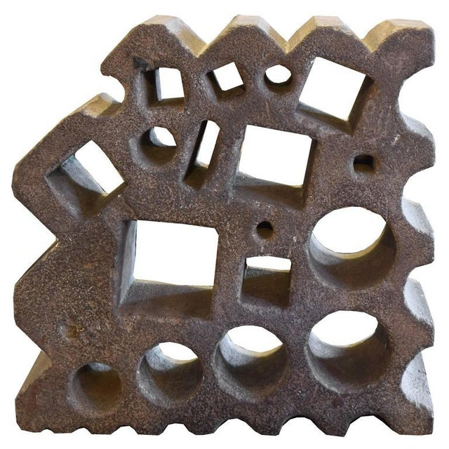 Czech Cast Iron Swage Block - Image 3 of 4