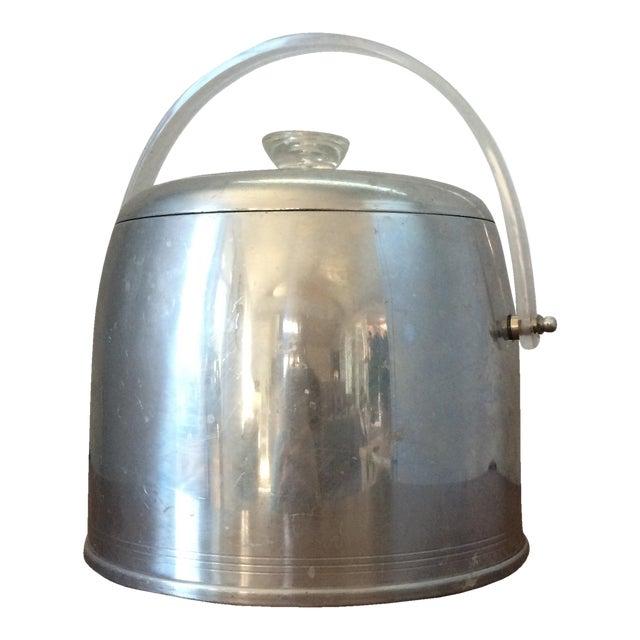 Vintage Kromex Ice Bucket For Sale