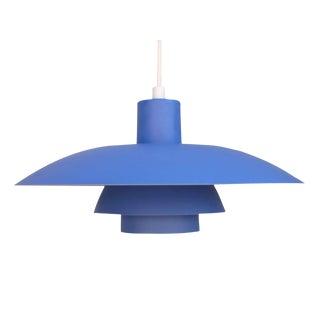 Louis Poulsen Blue Pendant Lamp