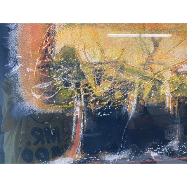 Joni Pienkowski Mixed Media Painting For Sale In Washington DC - Image 6 of 13