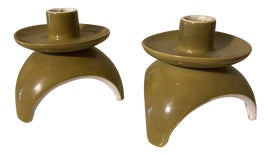 Image of Pillar Candle Holders