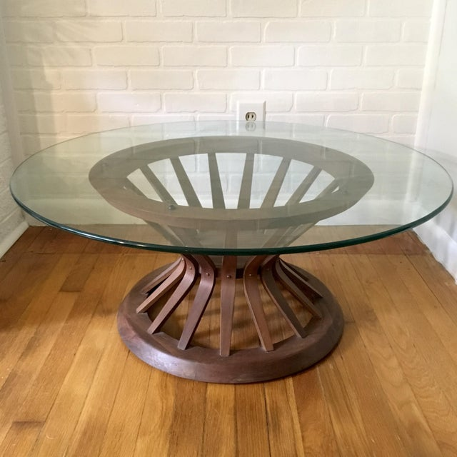 Edward Wormley Style Sheaf of Wheat Coffee Table For Sale - Image 12 of 12
