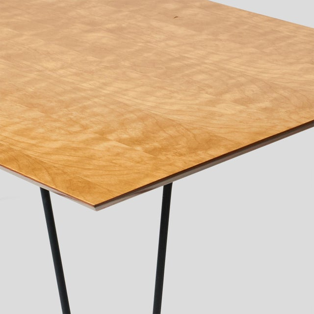 1950s Dining Table by Dorothy Schindele For Sale - Image 5 of 7