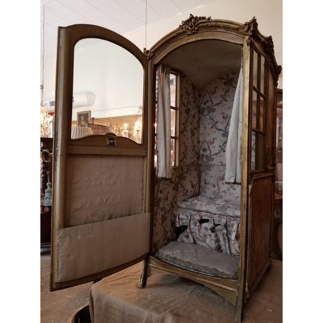 Early 19th Century 19th Century Italian Sedan Chair For Sale - Image 5 of 12