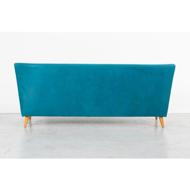 Knoll Jens Risom Model 37 Sofa For Sale - Image 4 of 10