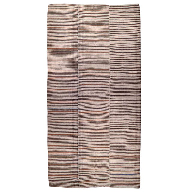 Striped Kilim For Sale