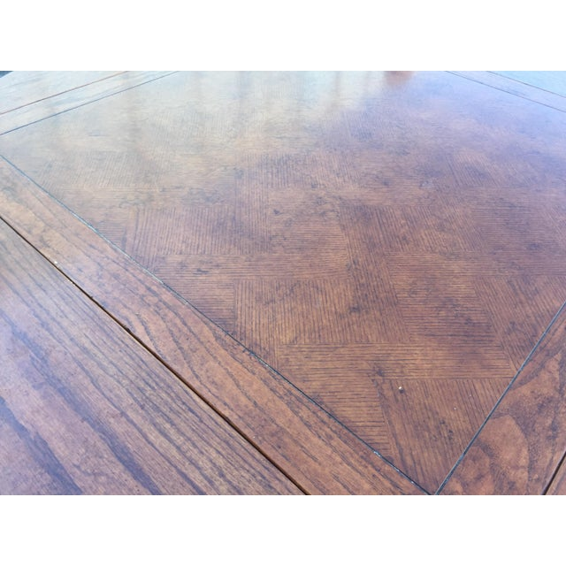 Dining Table With Leaves For Sale - Image 9 of 11