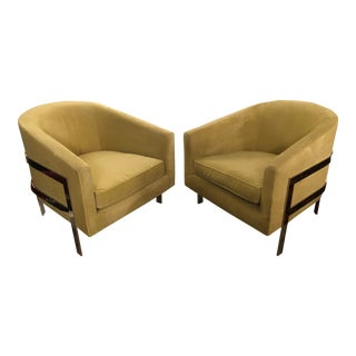 Modern Mitchell Gold and Bob Williams Avery Chairs- a Pair For Sale