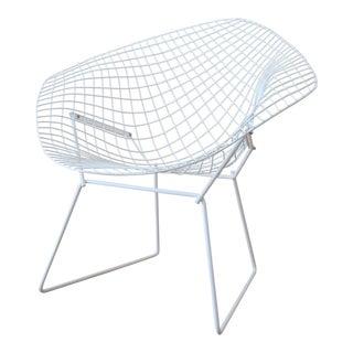 Vintage Mid-Century Modern Harry Bertoia Diamond Chair For Sale