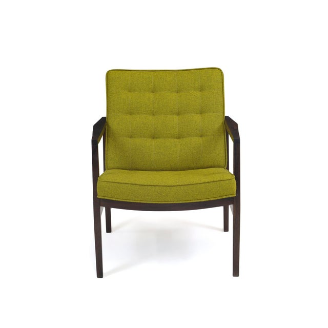 Danish Modern Forma Brazil Rosewood Lounge Chair For Sale - Image 3 of 10