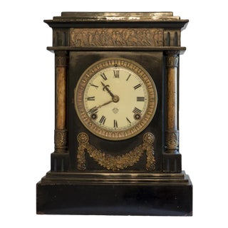Antique Ansonia Mantel Clock For Sale