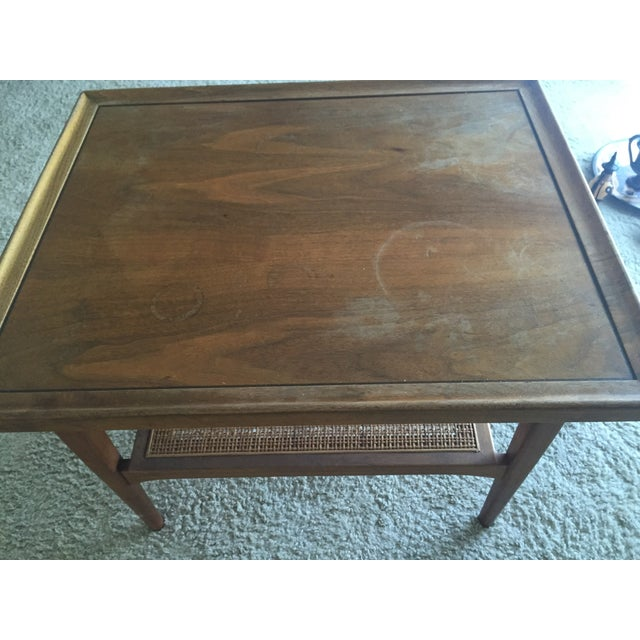 Mid Century Modern Drexel End Table - Image 3 of 5