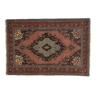 "Leon Banilivi Persian Ghouchan Rug - 4'4"" x 6'3"" For Sale"