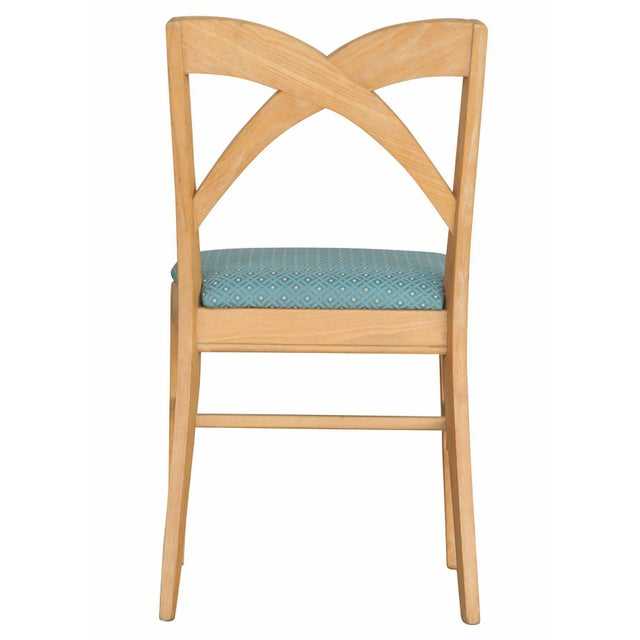 Paul Frankl Dining Chairs for Brown Saltman, Set of Ten - Image 5 of 9