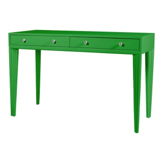 Barcelona Desk - Bright Green For Sale