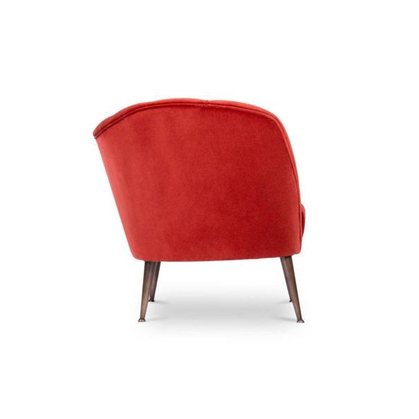 Covet Paris Andes Armchair For Sale - Image 4 of 10