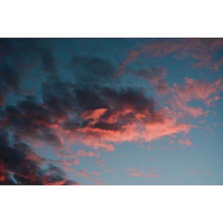 Cloud Print by Nicole Cohen For Sale - Image 4 of 4