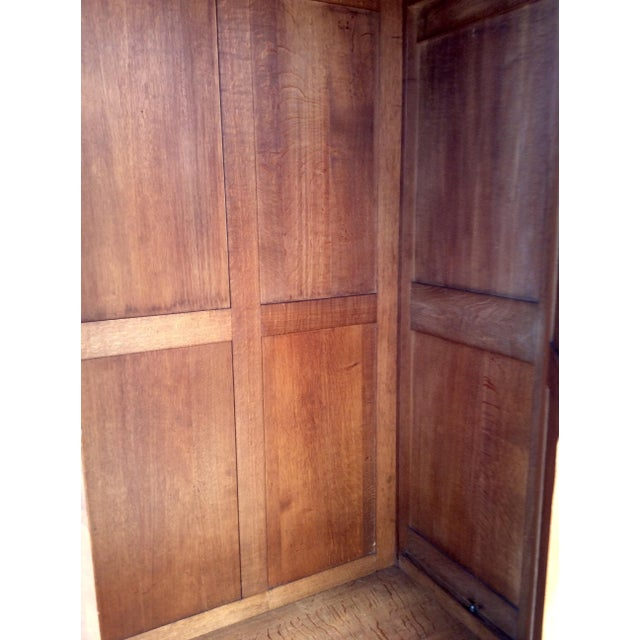 Antique Louis VX Triple Armoire - Image 7 of 10