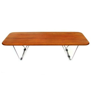 Herman Miller Coffee Table by Ray Wilkes For Sale