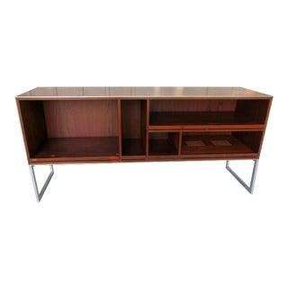 Bang & Olufsen Mc40 Brazilian Rosewood Stereo Media Cabinet For Sale